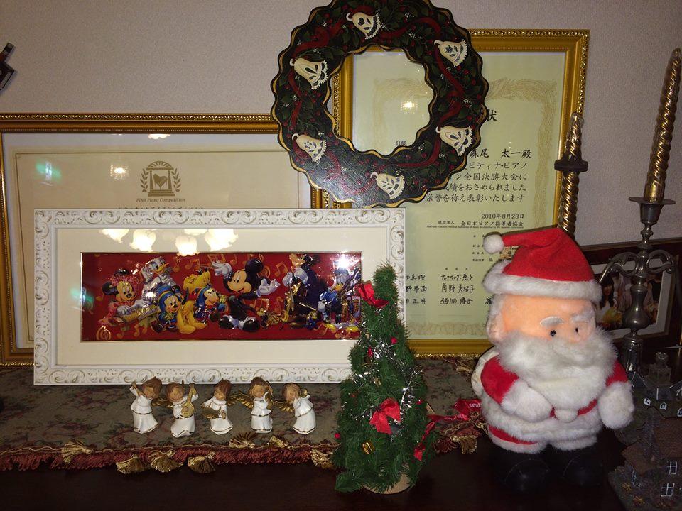 20141120眞對ピアノ教室クリスマス飾り05