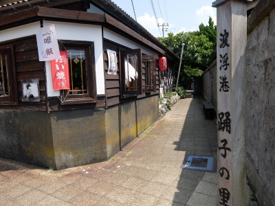 2016.8.18レトロ鯛焼き屋