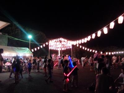 2016.8.19北の山公民館夏祭り