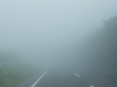2016.8.20三原山の霧