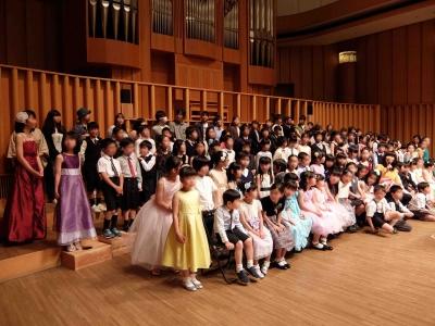 第22回眞對れいこピアノ教室発表会
