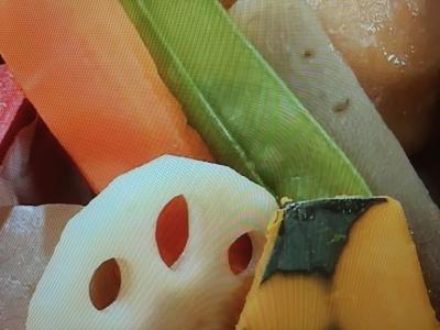 日本橋大増の野菜のうま煮