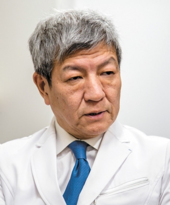 大久保 公裕 日本医科大学耳鼻咽喉科学講座 主任教授。医学博士。