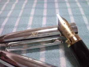 謎の万年筆