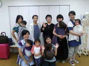 2015/9/11なお先生サポーター集合