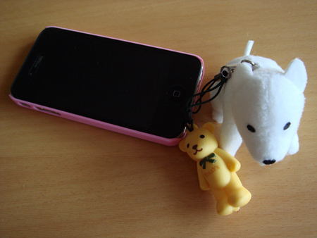 [グッズ]iPhone4ケース