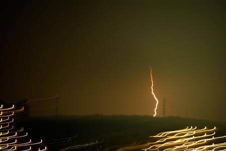 [天気]雷鳴、稲妻