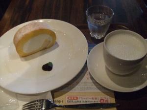 堂島ロールケーキセット