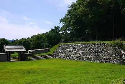 鉢形城三の丸
