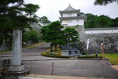 二本松城(霞ヶ城)