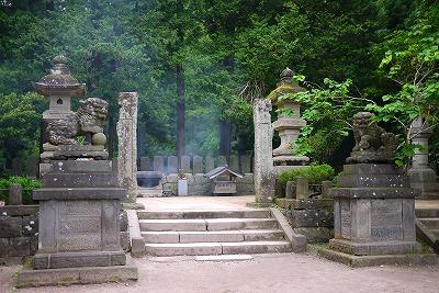 白虎隊のお墓
