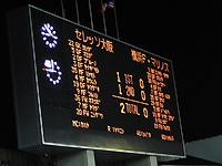 セレッソ大阪勝利