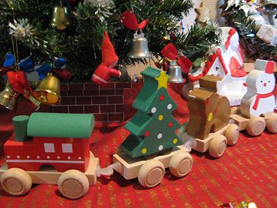 クリスマス汽車