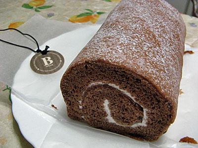 ビー・スピーク  ロールケーキ