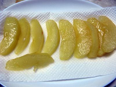 林檎のフィリング