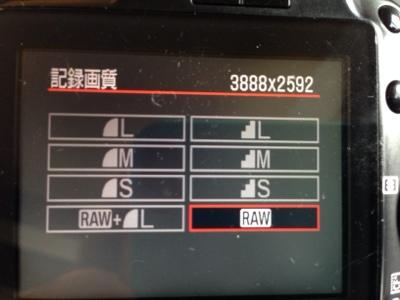 camera raw,jpg,写真,保存形式