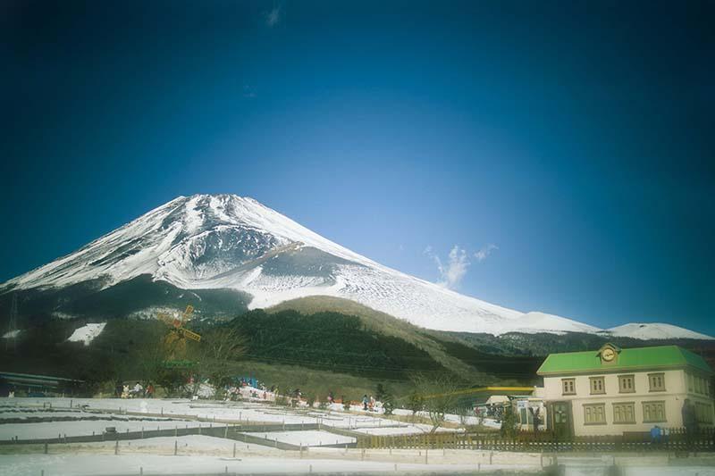 富士山,ぐりんぱ