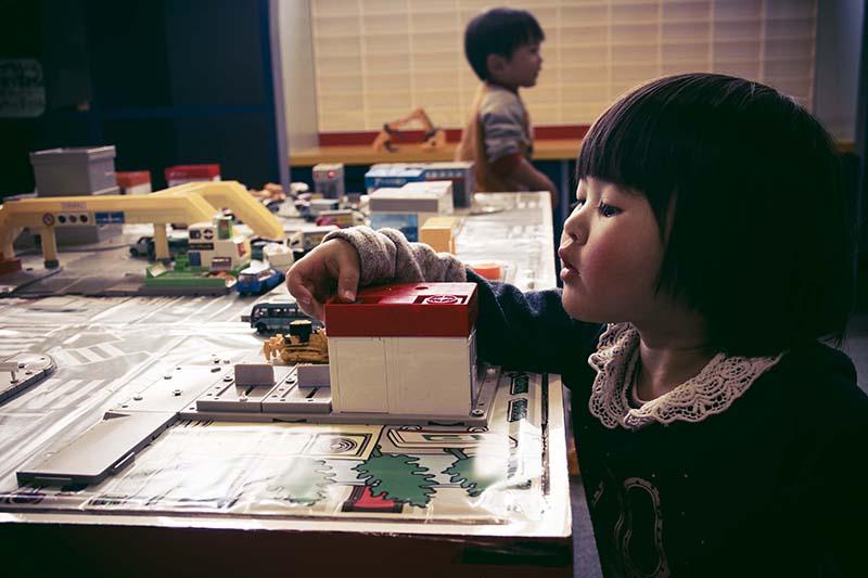 子供,遊び場,関東