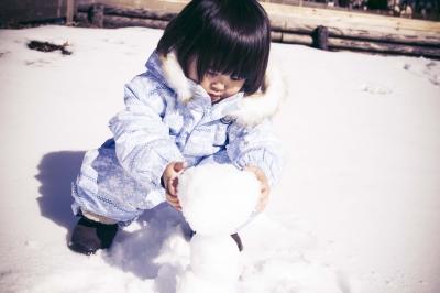 雪遊び,関東