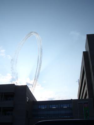 航空祭の練習