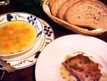 スペイン料理写真