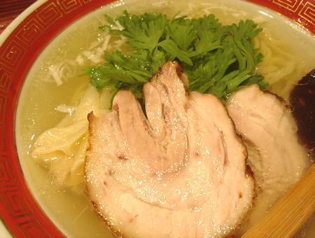 本丸塩らー麺