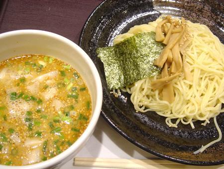 「えるびす」つけ麺