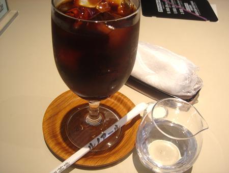 カフェ・ルノアール/アイスコーヒー
