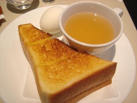 カフェ・ルノアール/朝食メニュー