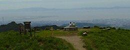 山頂広場(撮影ポイントの方が高いかも)