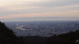 07:45、武庫川が見えるよ
