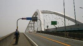 西宮港大橋(252m)