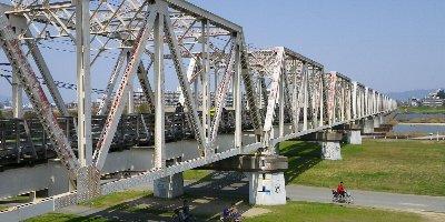 この橋、好きだなぁ