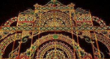 スパッリエーラ「光の演舞」