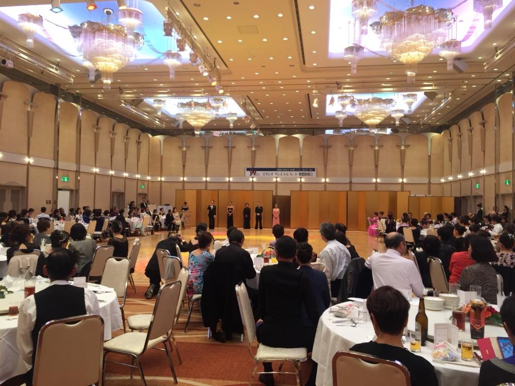 20171126 スタジオダンストゥハート舞踏晩餐会 1