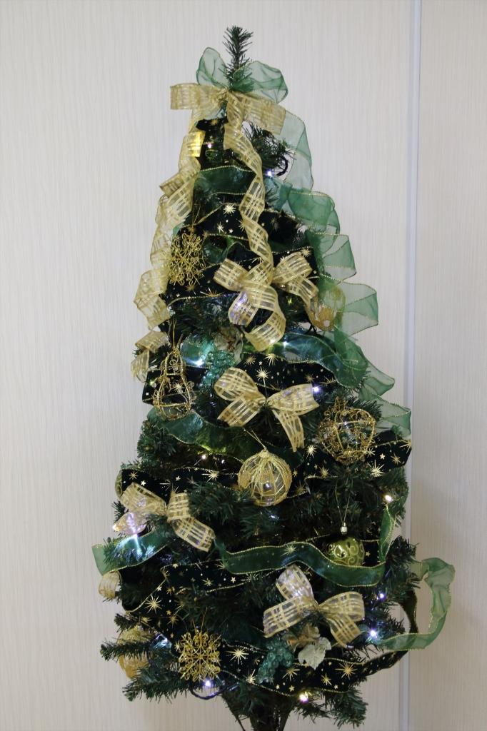 2018クリスマスツリー1