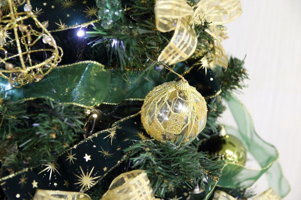 2018クリスマスツリー2