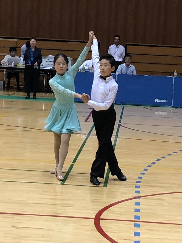 20190714 鈴木瑛太・池田佳紗音組 優勝 1