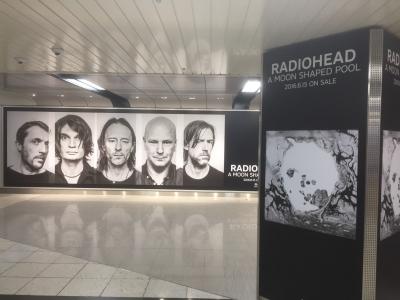 RADIOHEAD広告