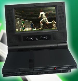 PS2 ポータブル