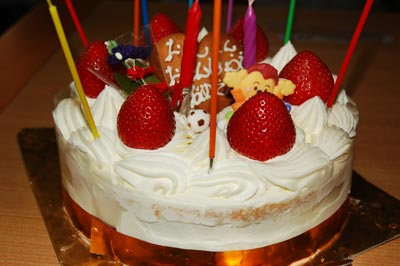 ケーキ!!