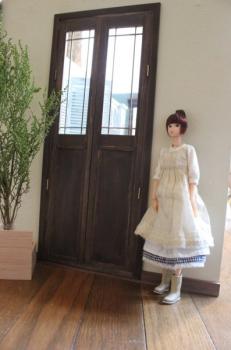 ドールハウス いちご大福 TF MSD ドア