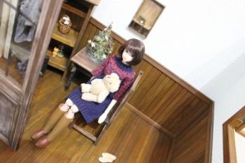 1/6ドールハウス momoko ブライス