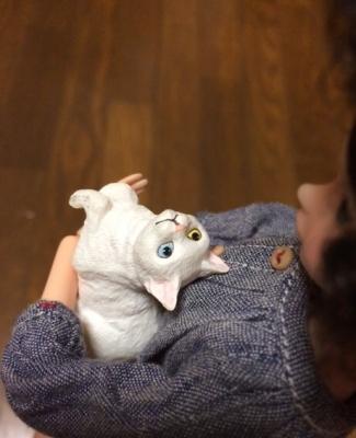 ミニチュア 猫 ナーゴコレクション