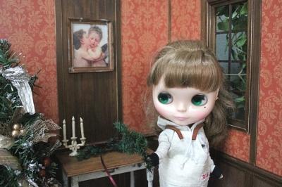 1/6ドールハウス ブライス momoko