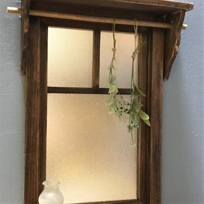 1/6ドールハウス 窓 momoko ブライスハウス