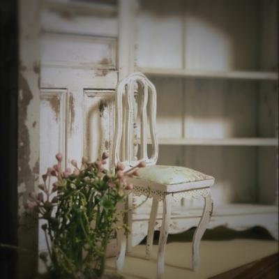 1/6ドールハウス 椅子