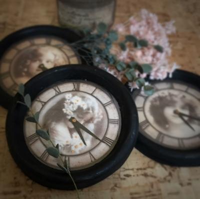 1/6ドールハウス ドールハウス雑貨 時計