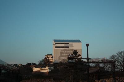 本日の姫路城