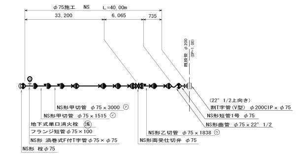 配管詳細図